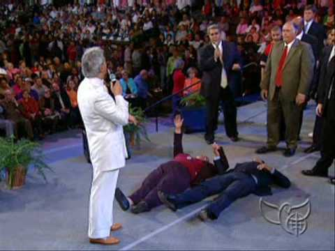 Benny Hinn - God's Healing Presence in Denver Crusade