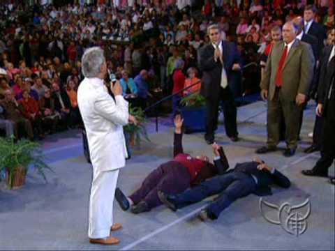 Benny Hinn God S Healing Presence In Denver Crusade
