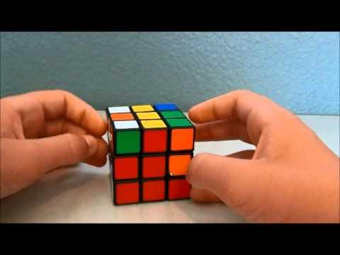 How to solve a Rubik's Cube - Step 2: White Corners