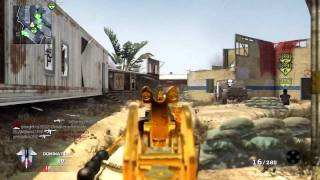 Black Ops | 62-0 Flawless Gold Galil