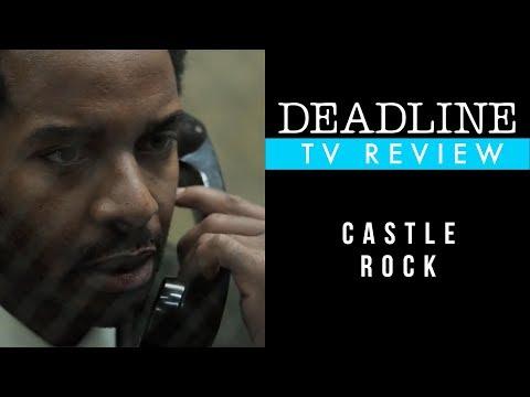 'Castle Rock'   Bill Skarsgård, Sissy Spacek, Terry O'Quinn