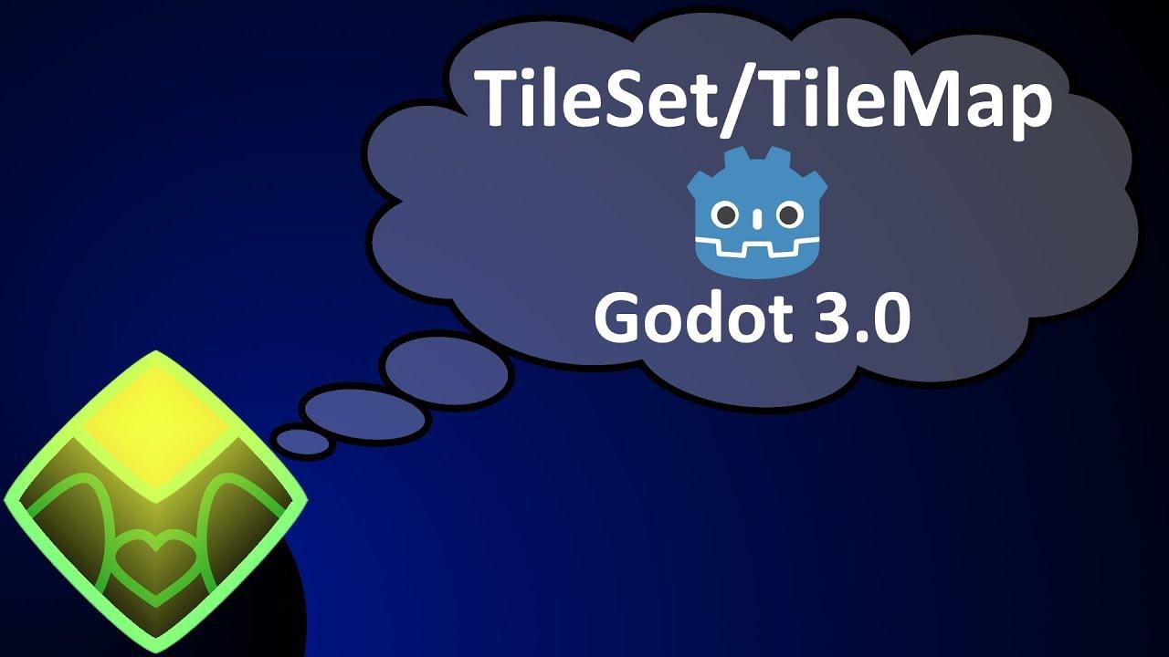 Godot 3 0 - TileSet/TileMaps
