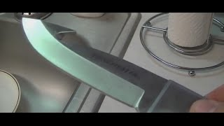 How to Get Your Knife SCARY Razor Sharp !!!
