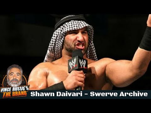 Shawn Daivari Shoot Interview w/ Vince Russo - Swerve Archiv