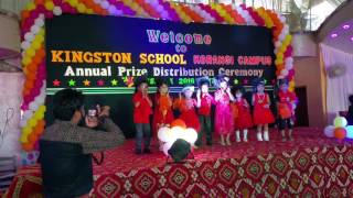 KINGSTON SCHOOL ANNUAL Function April 2017