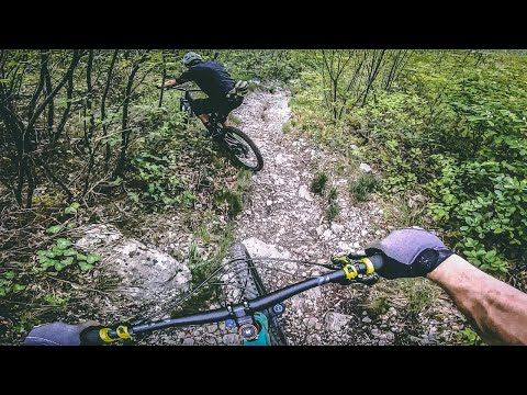 Riva RAW | Trail ESKALATION am Gardasee rund ums BIKEFESTIVAL