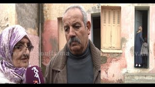 بعد 30 سنة..شاهد صرخة مؤثرة لزوجة اللاعب الدولي السابق العربي الزاولي بعد حكم الإفراغ...