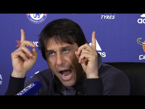 Antonio Conte Full Pre-Match Press Conference - Chelsea v Arsenal