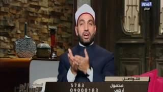 عبد الجليل: يجوز الأكل من ذبائح النصارى