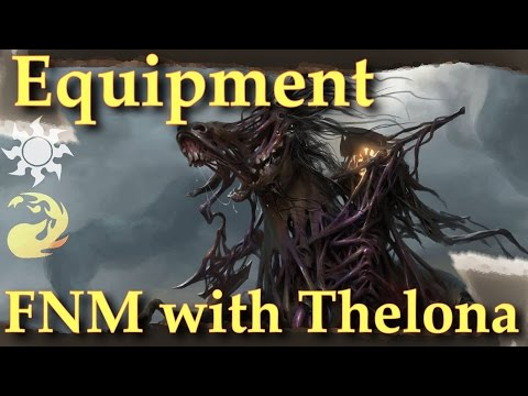 Friday Night Magic Duels | Boros Equipment Deck Gameplay | M