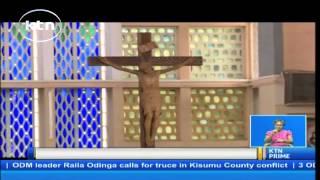 Catholics mark Ash Wednesday