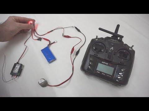 30A Brushed ESC (Electronic Speed Controller) - YouTube