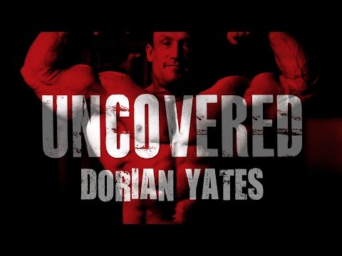 Uncovered Dorian Yates