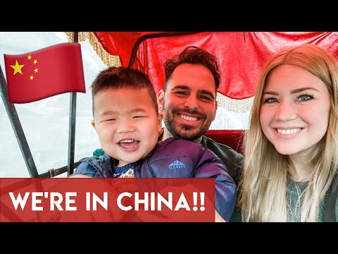 EXPLORING BEIJING!!! China Heritage Trip Day 1!!  中国之旅