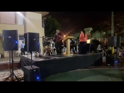 Evang. julio Ramos (Antes Voltio) Desde El Residencial  Ramos Antonini Testificando!!
