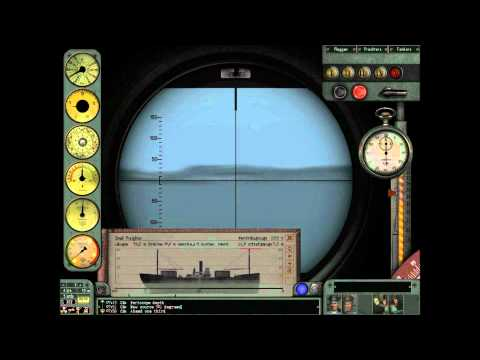 Let's Play Silent Hunter III - Mediterranean - Patrol 1 - Part 11