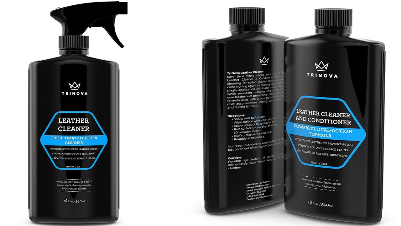 Top 5 Best Leather Cleaner Reviews Best Car Leather