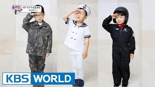 Triplets' House - Ending ceremony (Ep.102 | 2015.11.08)