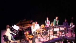 'Clock of the World' by Krista Detor, featuring Karine Polwart, Emily Smith, and Rachael McShane