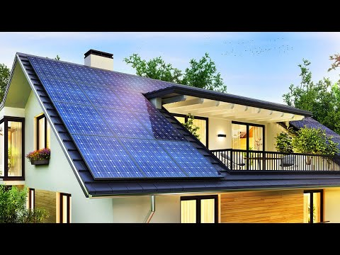 Solar Power System For Home: Ultimate Beginners Guide