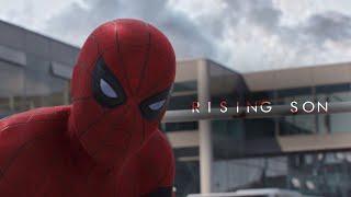 (Marvel) Spider-Man | Rising sun