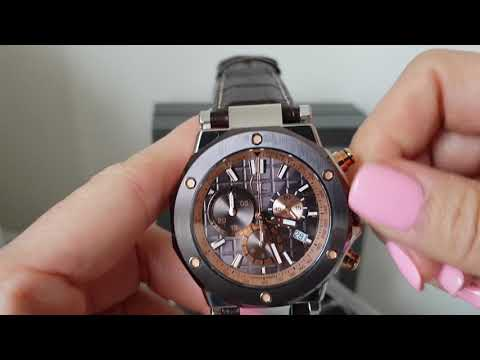 Luxury Swiss Gc X72018G4S - Hublot Design - Setup - Review- The Look