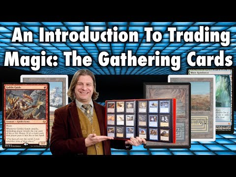 An Introduction To Trading Magic: The Gathering Cards