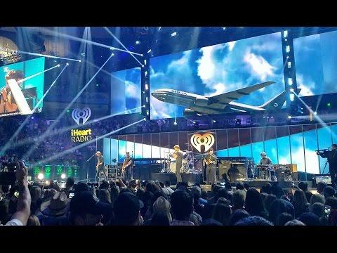 2017 iHeartCountry Festival - Dierks Bentley - Drunk on a plane