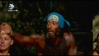 Survivor - Scandal monstru intre Musty, Jador si Sorin in consiliul de nominalizare!