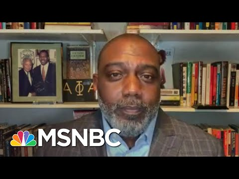 Basil Smikle: Trump's Lawsuits Are 'To Set Himself Up For The Post Presidency' | Deadline | MSNBC