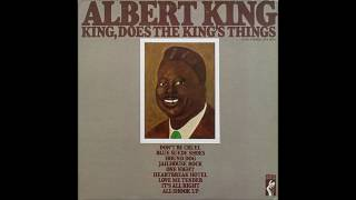 Watch Albert King Heartbreak Hotel video