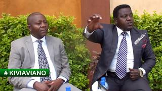 Kiviaviano with Majority Leader Hon Michael Njeru and Hon Newton Karish - part 1