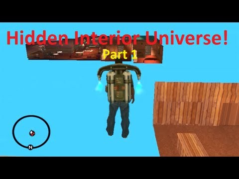 GTA SA: Hidden Interior Universe - Part 1 Re-Made: The Basics