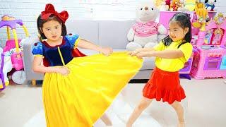 Le jeu de Boram va au bal de princesse