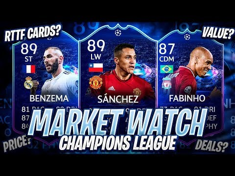 SELLING MOMENTS GULLIT! CHAMPIONS LEAGUE LIVE CARDS! PROMO? FIFA 19 Ultimate Team