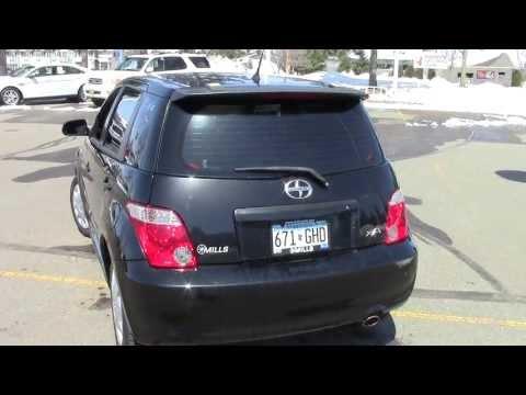 2006 Scion xA FWD 1.5L 4cyl