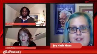 Joy Marie Mann Battle Royale!!!!  #DemEnter vs  #DemExit!