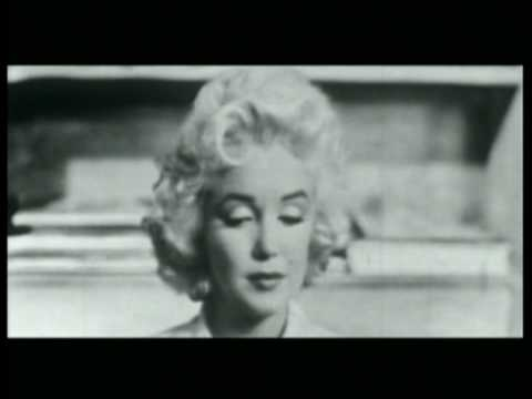 Marilyn Monroe - TV Live Interview 08. April 1955 (Edward R. Murrow Person-To-Person Show).mpg