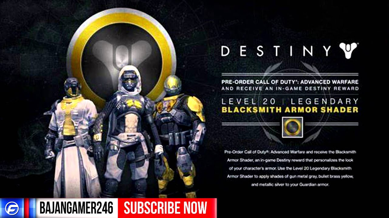 Destiny Blacksmith Shader Code Xbox 360