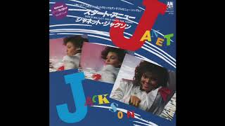 Synth Pop / Disco (Japan, 1985) This song was used in a Japanese VCR commercial and released only in Japan. Vinyl rip. ジャネット•ジャクソン スタート•アニュー ...