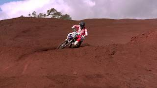 M.A.D Motocross Riding Tips - Rutted Corners