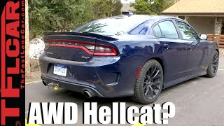 Is this a new all-wheel-drive 2018 Dodge Charger Hellcat High Altitude Testing?