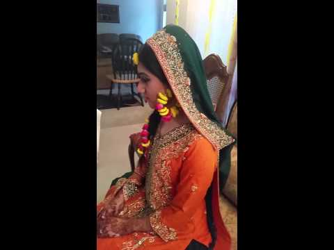 Pakistani Makeup Artist in Washington DC Mehndi Lo