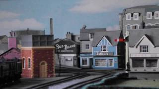 my model railway running session 2016  (part 1 )