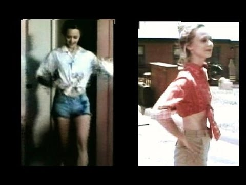 Shelley Long's  Belly& Navel RARE, 1980 TV movie