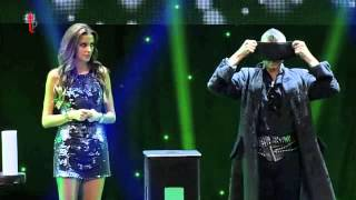 Mentalist magic act - Cabaret Show on TV - Magie 77