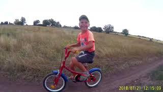 Велопрогулка по окрестностям Синельниково