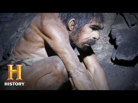 Ancient Aliens: The Demise of Neanderthals (Season 11) | History