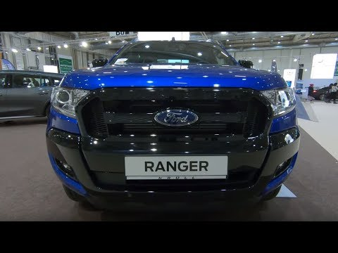 2019 New Ford Ranger Wildtrak Exterior