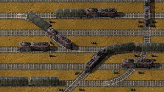 Factorio Rail Tutorial Part 2: Signals